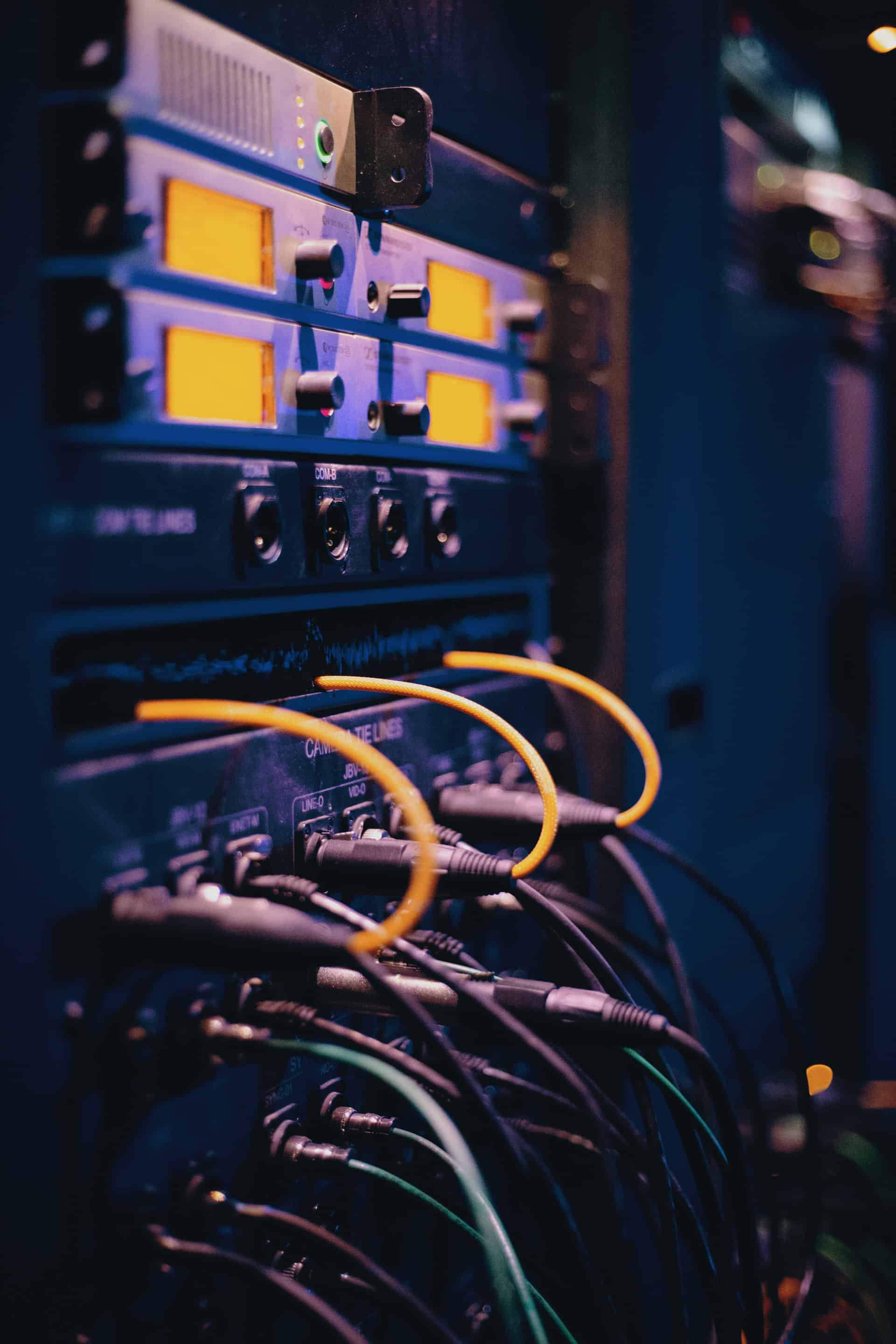 Network Planning & Cabling Infrastructure