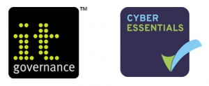 IT Governance Ltd logo, Cyber Essentials logo